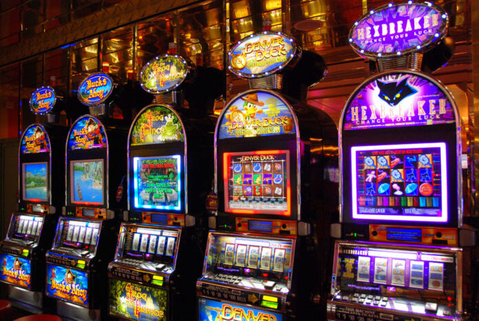 Mint Money by Playing Slot Games